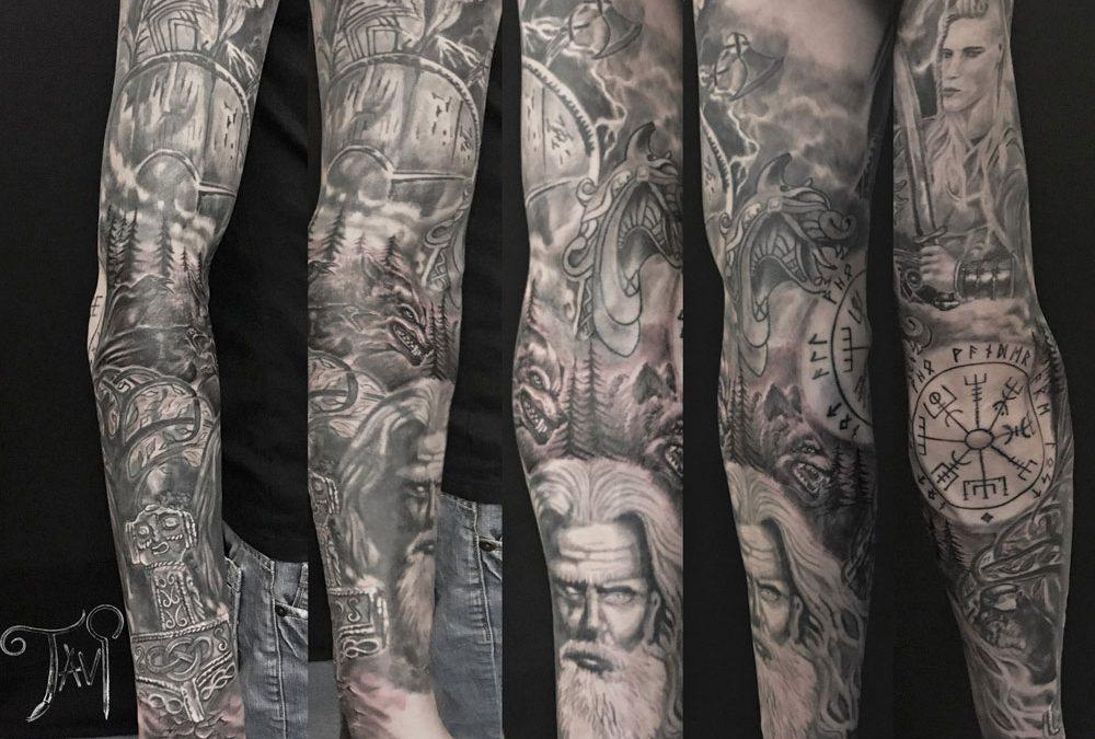 De ce nu iti poti face un tatuaj complex intr-o zi