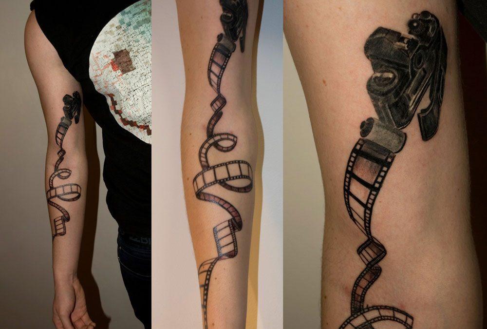 Te-ai hotarat sa iti faci un tatuaj – unde ti-l vei face